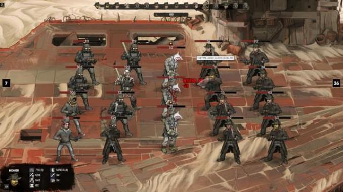 Raiders! Forsaken Earth screenshot 2