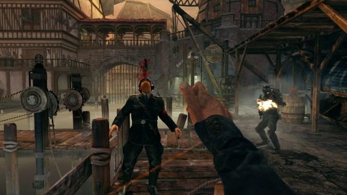 Wolfenstein: The Old Blood screenshot 1