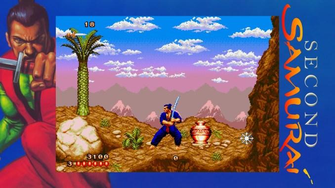 The First + Second Samurai Bundle screenshot 4