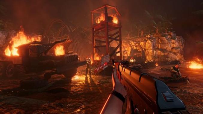 XIII - Remake screenshot 2