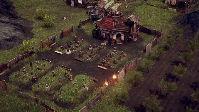 Endzone - A World Apart Save the World Edition screenshot 1