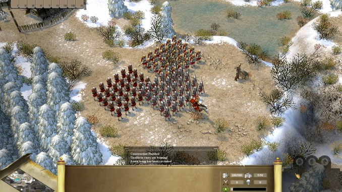 Praetorians - HD Remaster screenshot 2