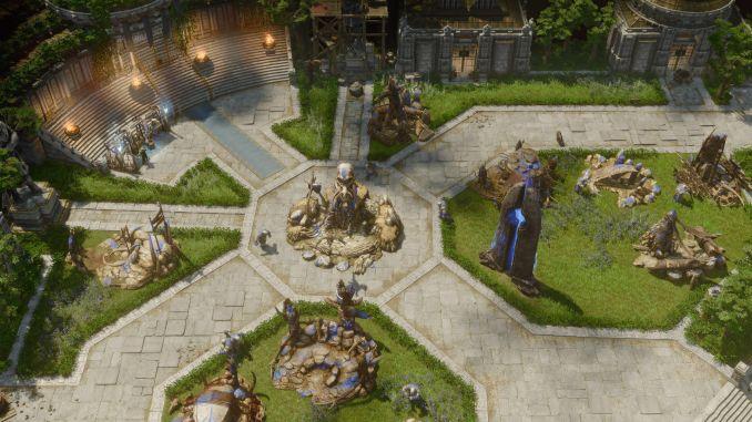 SpellForce 3: Fallen God screenshot 3
