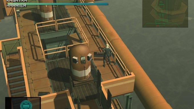 Metal Gear Solid 2: Substance screenshot 2