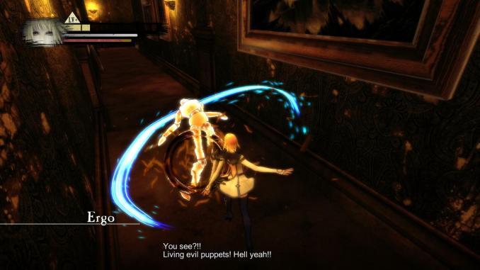Anima: Gate of Memories screenshot 1