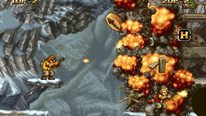 Metal Slug screenshot 1