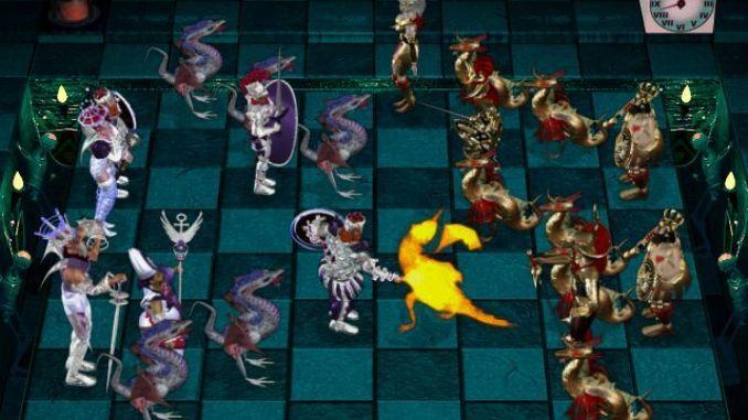 Combat Chess screenshot 3