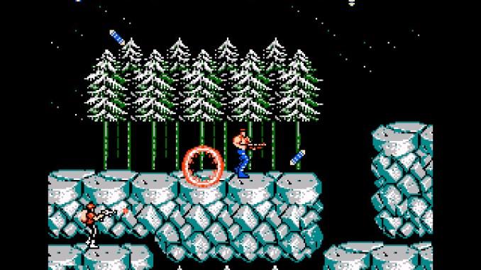 Konami Collector's Series: Castlevania & Contra screenshot 2