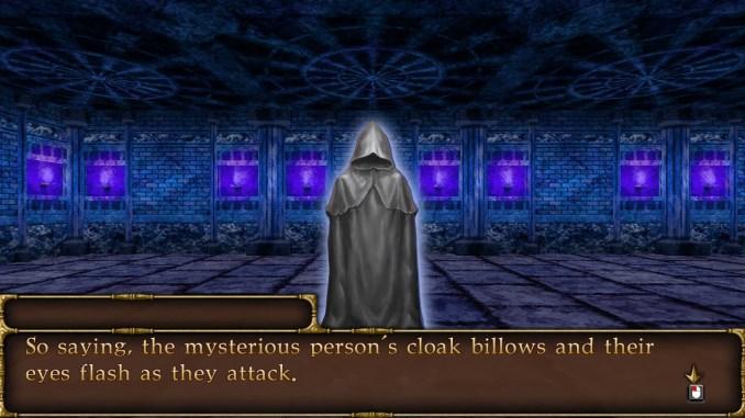 Elminage Gothic screenshot 1