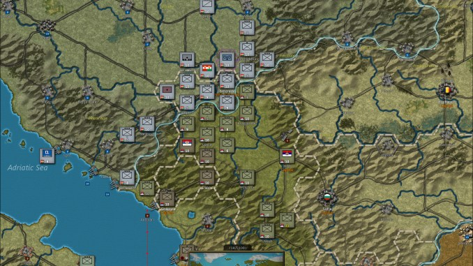Strategic Command: World War I screenshot 1