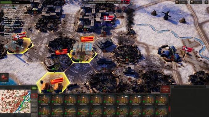 Strategic Mind: Spectre of Communism screenshot 1