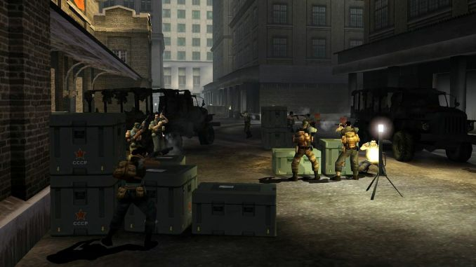 Freedom Fighters screenshot 2