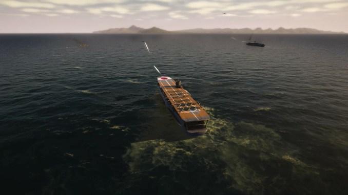 Victory at Sea Pacific screenshot 3