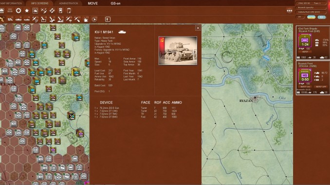 Gary Grigsby's War in the East screenshot 3