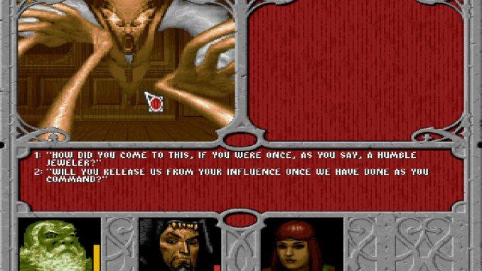 Dungeons & Dragons: Ravenloft Series screenshot 3