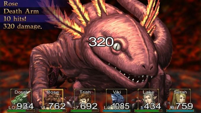 Elminage Gothic screenshot 2