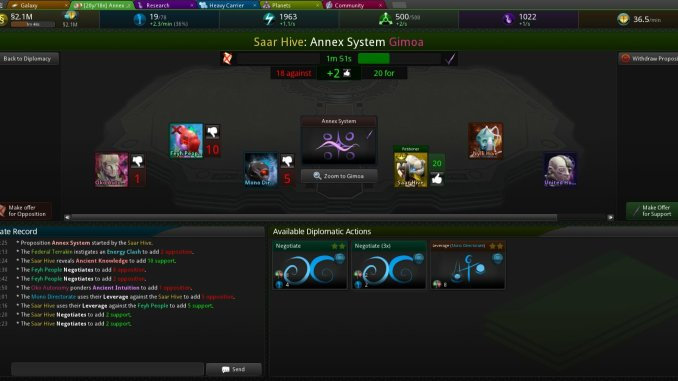 Star Ruler 2 screenshot 2