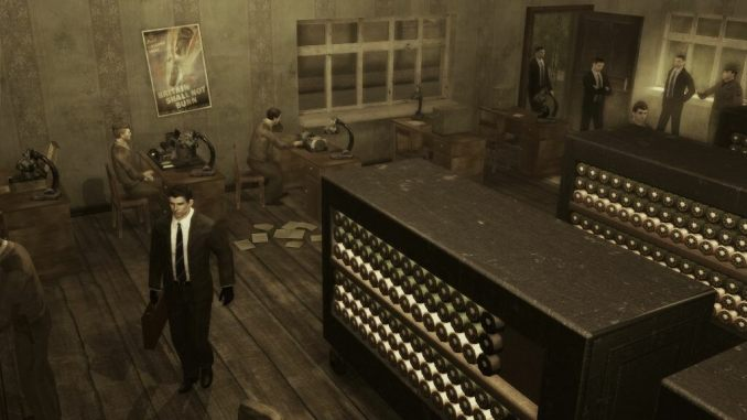 Death to Spies + Moment of Truth screenshot 3