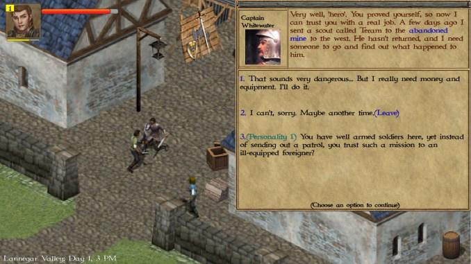 Exiled Kingdoms screenshot 1