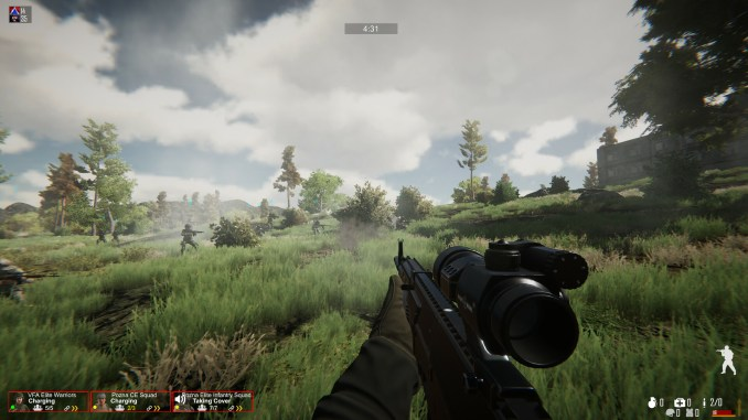 Freeman: Guerrilla Warfare screenshot 2