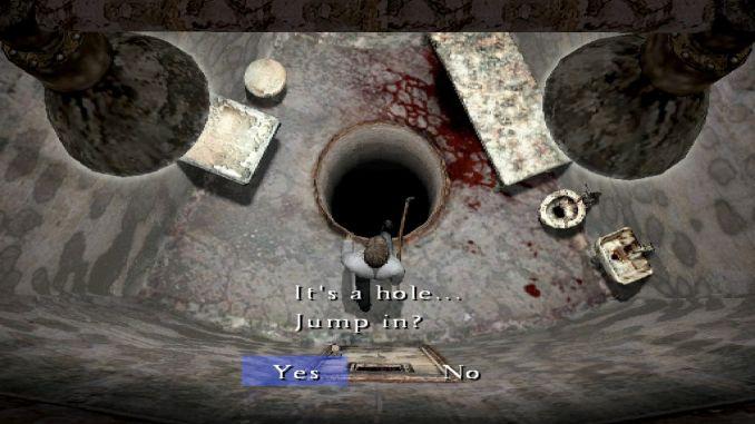 Silent Hill 4: The Room screenshot 3