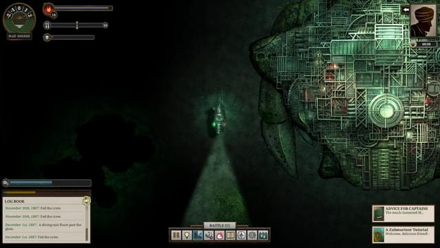 Sunless Sea: Zubmariner on GOG.com