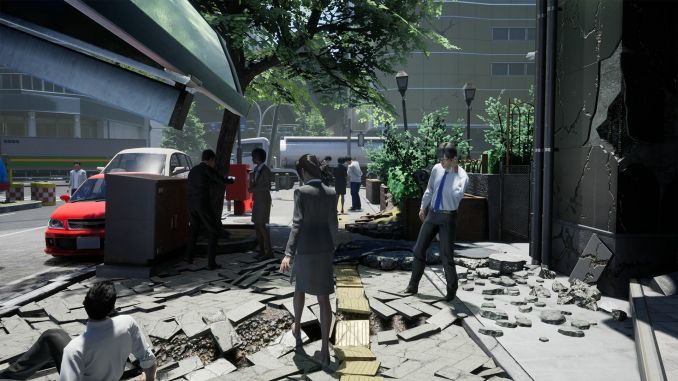 Disaster Report 4: Summer Memories screenshot 1