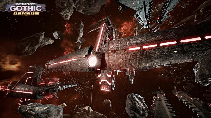 Battlefleet Gothic: Armada - Complete Edition screenshot 3