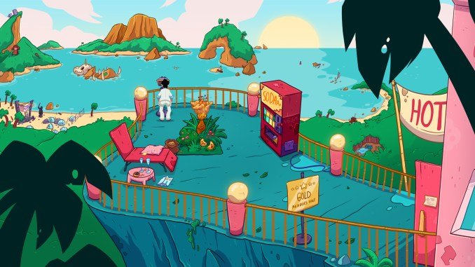 Leisure Suit Larry - Wet Dreams Dry Twice screenshot 3