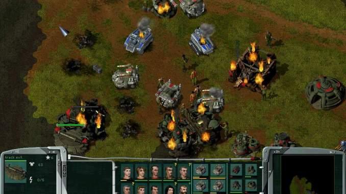 Original War screenshot 3