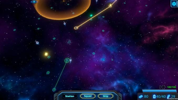 Galaxy Squad screenshot 1