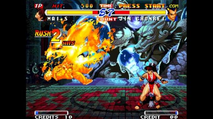 Real Bout Fatal Fury 2: The Newcomers screenshot 2