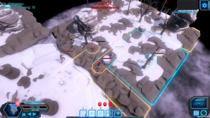 Galaxy Squad screenshot 3