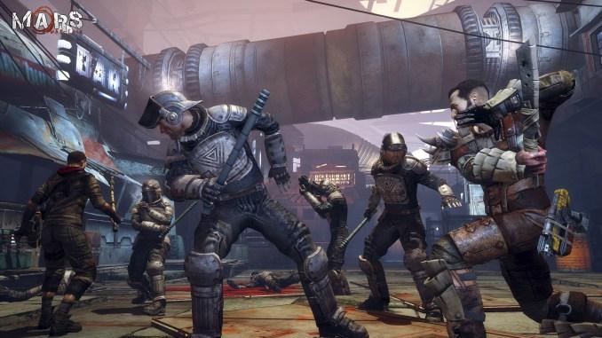 Mars: War Logs screenshot 3