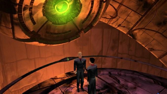 Star Trek: Hidden Evil screenshot 1