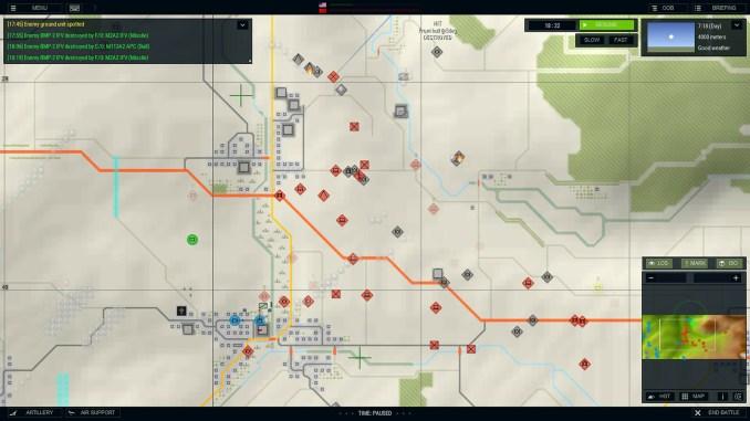 Armored Brigade Complete screenshot 2