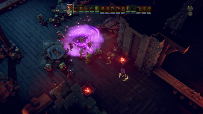 The Dungeon Of Naheulbeuk: The Amulet Of Chaos - Deluxe Edition screenshot 2