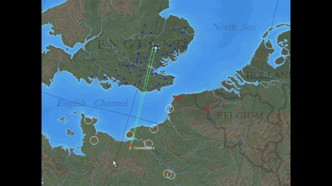 European Air War screenshot 3