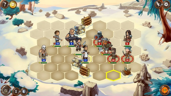 Braveland Pirate screenshot 3