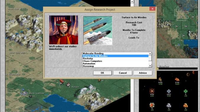 Deadlock: Planetary Conquest screenshot 1