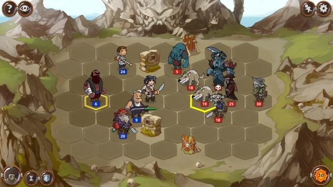 Braveland Pirate screenshot 1