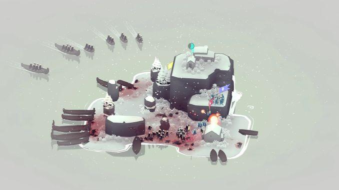Bad North: Jotunn Edition screenshot 1