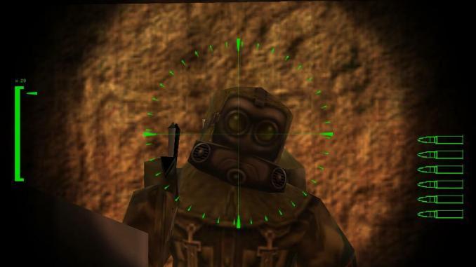 Soldier of Fortune: Platinum Edition screenshot 1