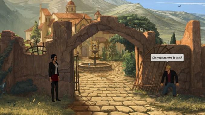 Broken Sword 5 - the Serpent's Curse screenshot 2