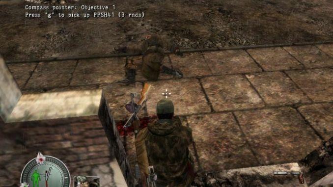 Sniper Elite: Berlin 1945 screenshot 2