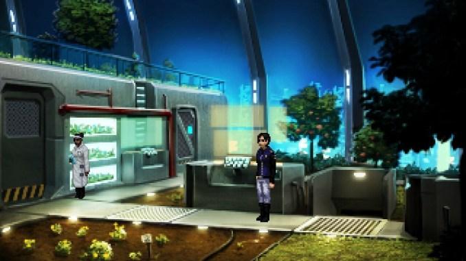 Technobabylon: Deluxe Edition screenshot 3