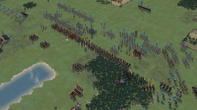 Field of Glory II screenshot 3