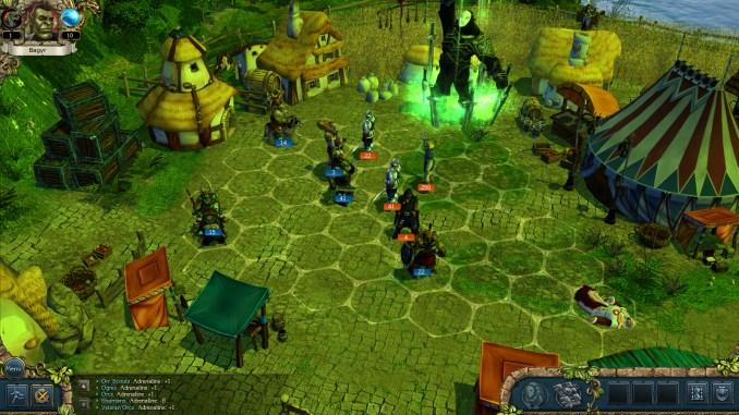 King's Bounty: Dark Side - Premium Edition screenshot 3