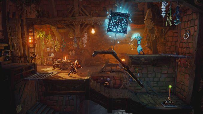 Trine 4: The Nightmare Prince screenshot 2