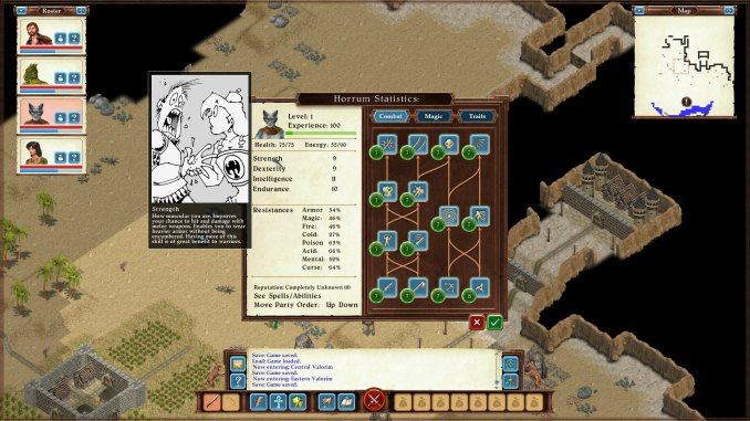 Avernum 3: Ruined World screenshot 2